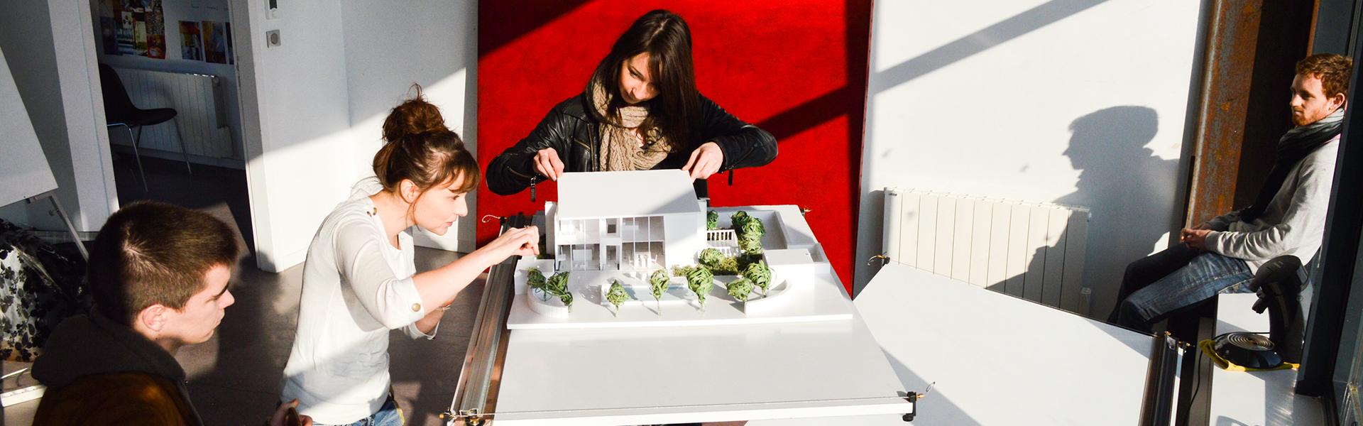 Ifat ecole architecture int rieure vannes morbihan bretagne for Cours de design interieur